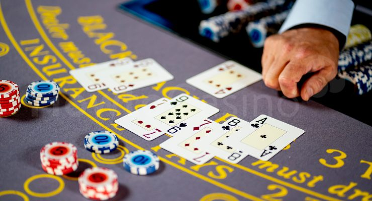 Spliting Cards in Blackjack