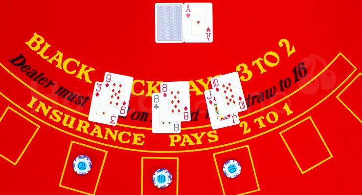 Blackjack Surrender Bet