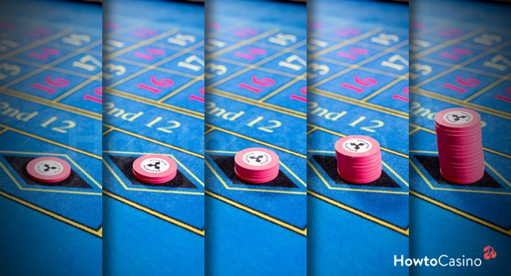 Martingale's Roulette Betting System