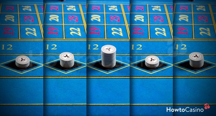 Paroli's Roulette Betting System