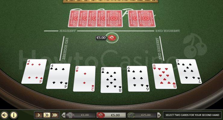 BetSoft Pai Gow Poker
