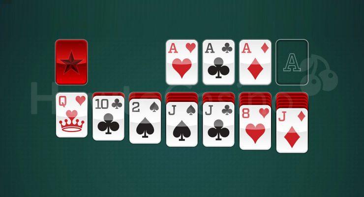कार्ड खेल धैर्य