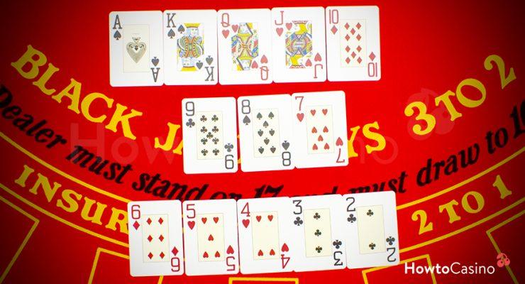 카드 구별