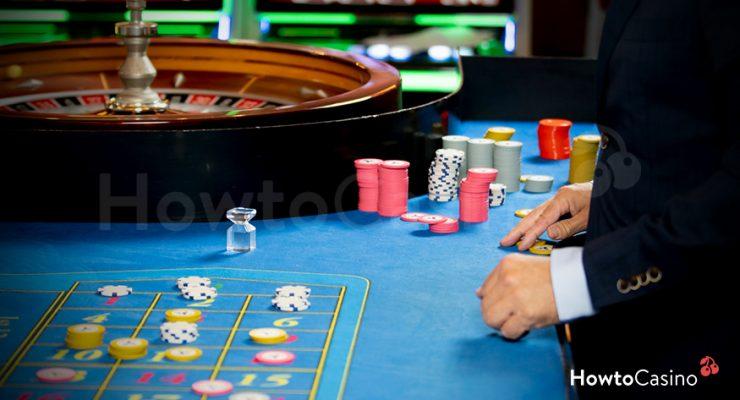 Roulette Wheel û Layout Betting dizanin