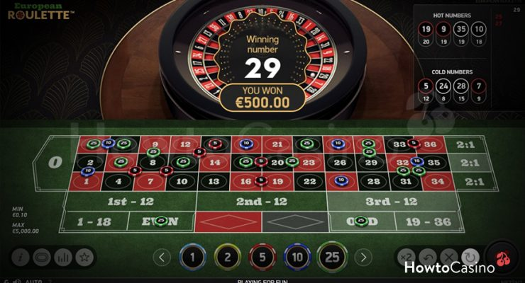 Explore the Benefits of Roulette Strategies
