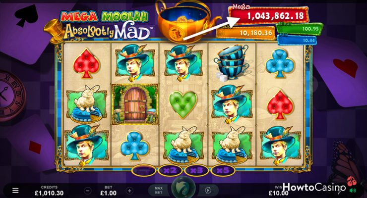 Keep up With Jackpot Frequency