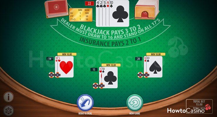 Practice on Free Blackjack Games Online
