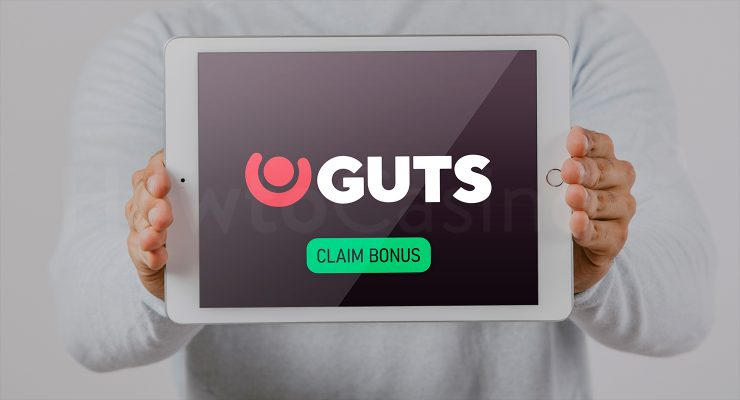 हिम्मत कैसीनो बोनस के साथ iPad दिखा रहा है