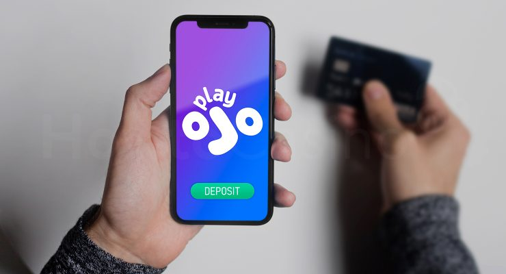 PlayOJO कैसीनो में जमा करना