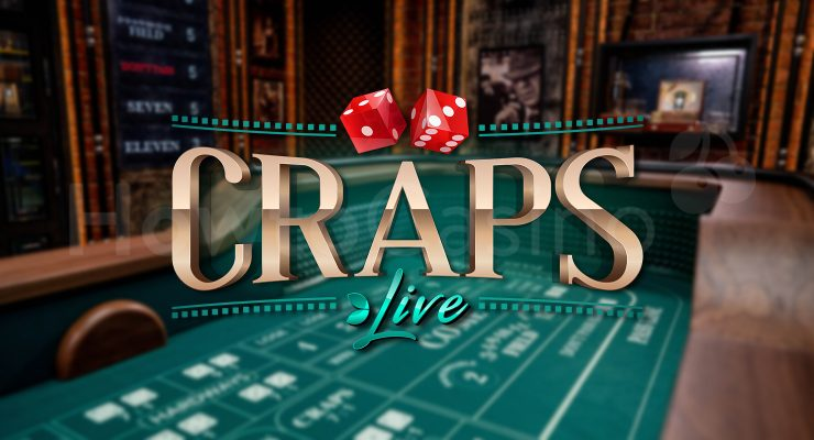 Logo Evolution Craps Live