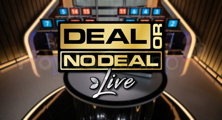 Evolution Deal or No Deal Live logo