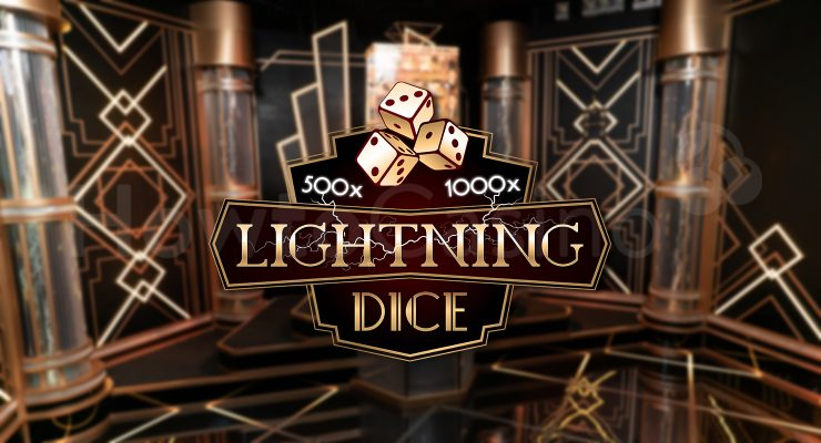 Evolution Lightning Dice logo