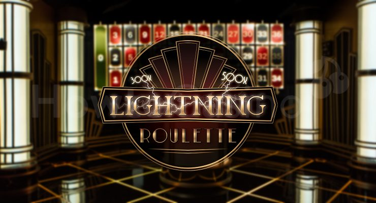 Evolution Lightning Roulette logo
