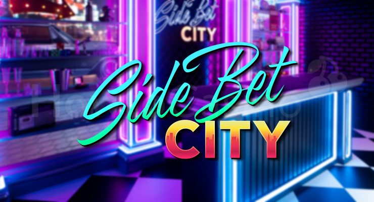 Evolution Side Bet City logo