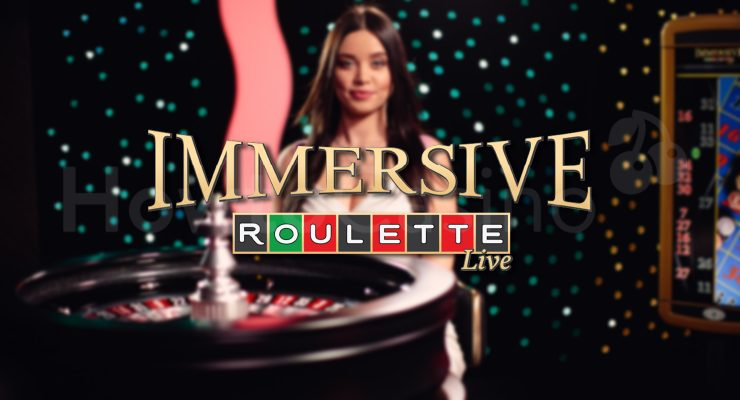 Evolution Immersive Roulette logo