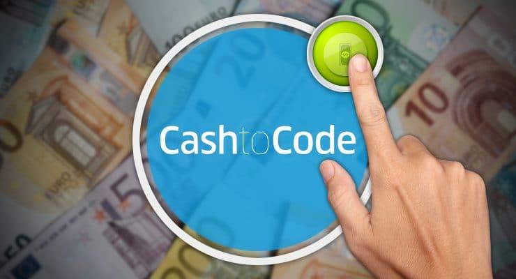 CashtoCode जमा