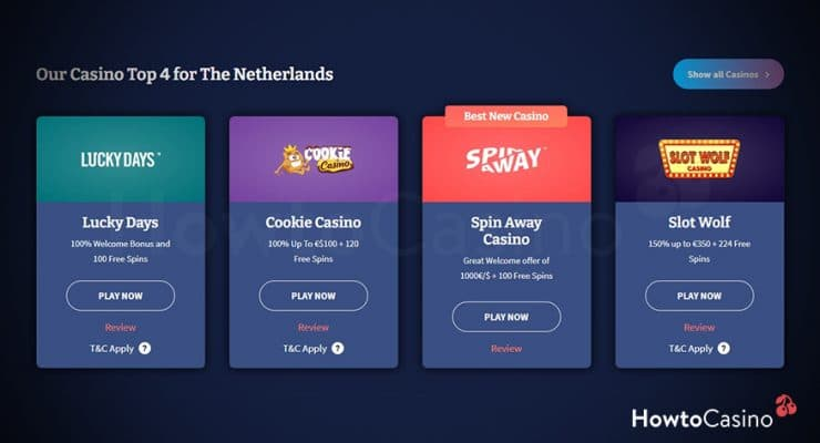 Compare Different Casino Sites and Choose a Welcome Bonus