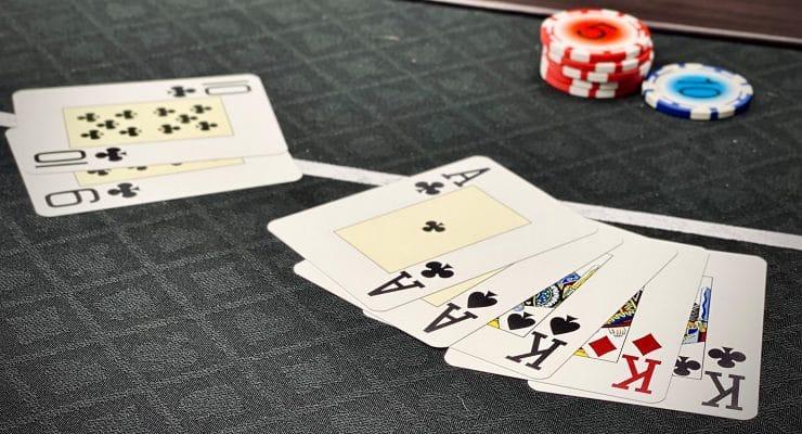 Výherná kombinácia 7 Card Stud Poker