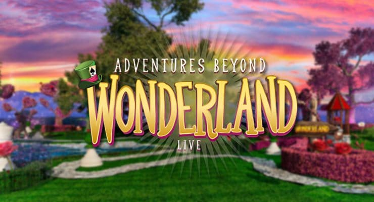 Adventures Beyond Wonderland logo