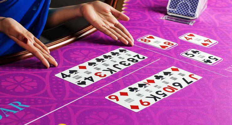 Playtech Andar Bahar Table