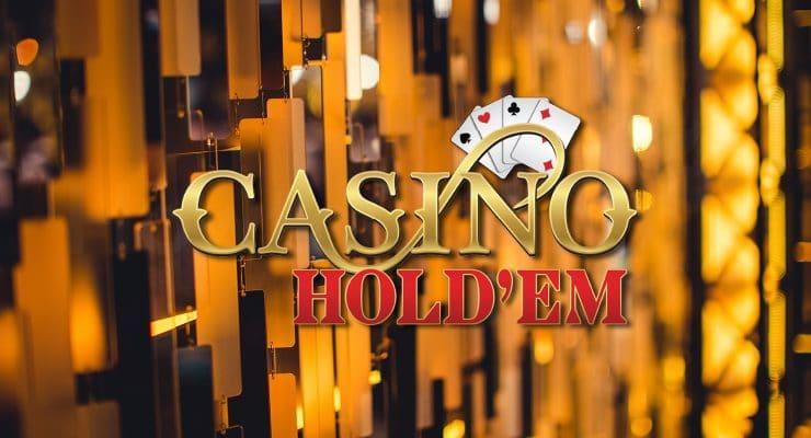 Evolution Live Casino Hold'em Logo