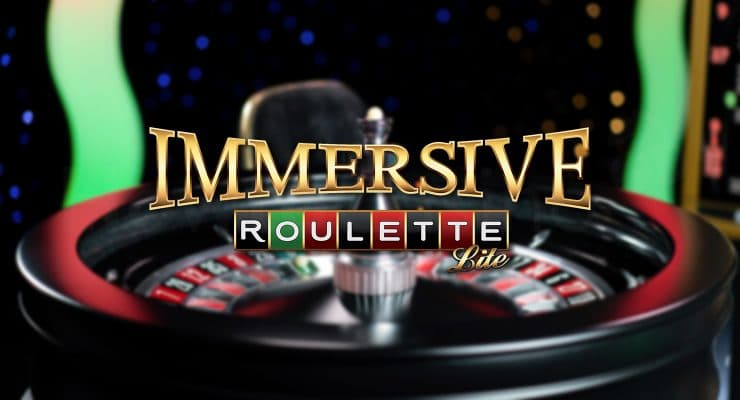 Evolution Immersive Roulette Lite logo