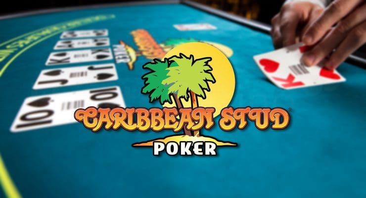 Evolution Live Karibik Stud Poker Logo