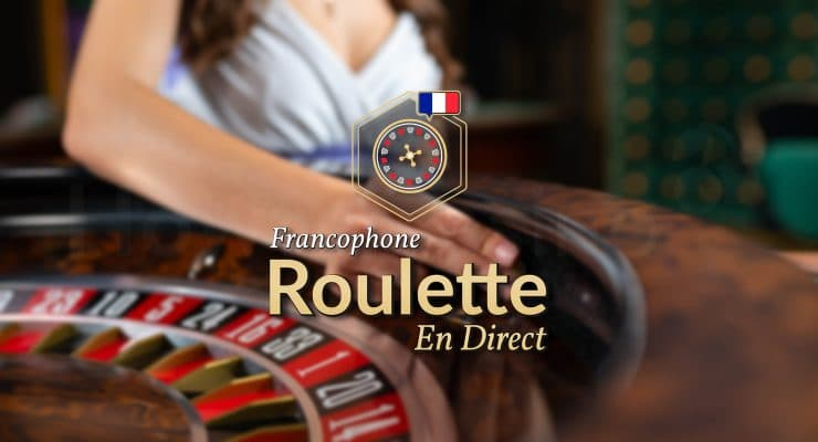 Evolution Live French Roulette logo