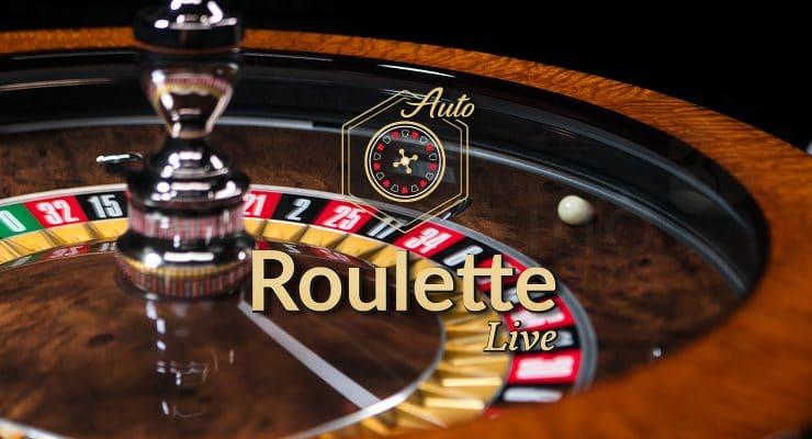 Evolution Auto Roulette logo