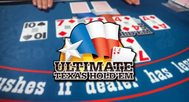 Evolution Ultimate Texas Hold'em logo