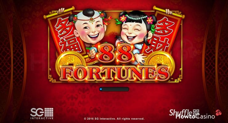 Where Can I Play 88 Fortunes?