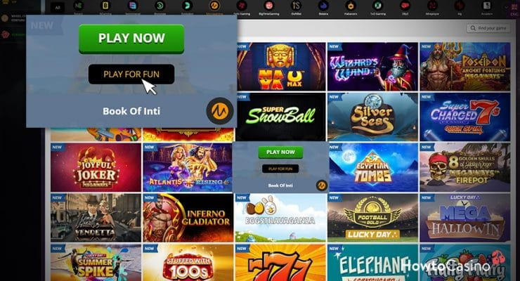 Playing Slots for Free