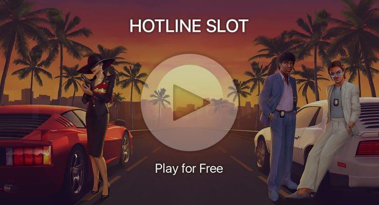 Hotline slot free play thumbnail