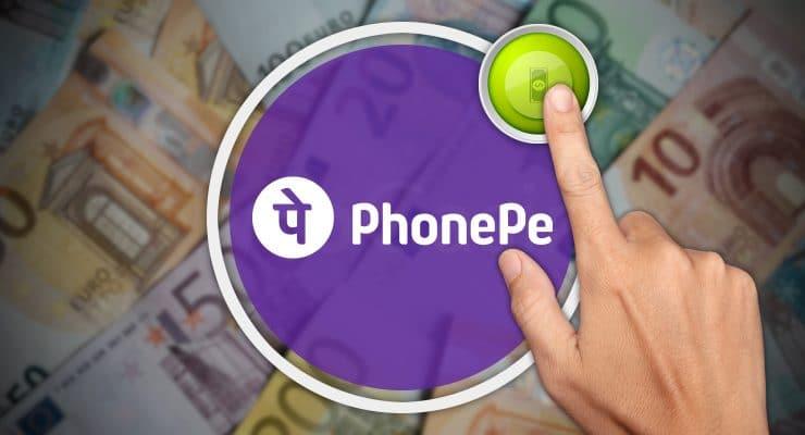 PhonePe ادائيگي جو طريقو لوگو