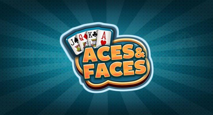 Red Rake Gaming Aces & Faces logo