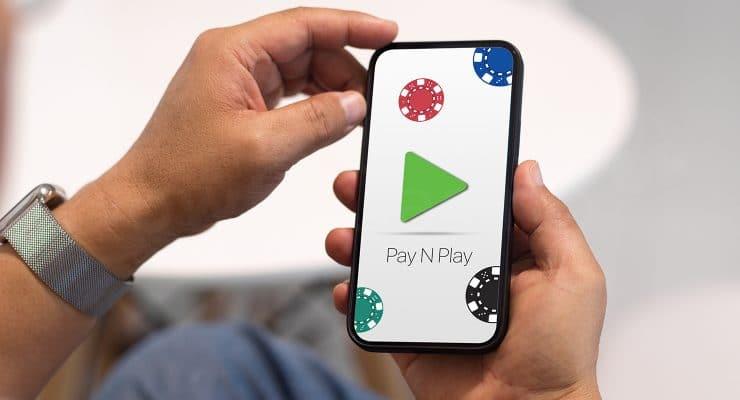 ანაბარი Pay N Play Casino– ში მობილური მოწყობილობით
