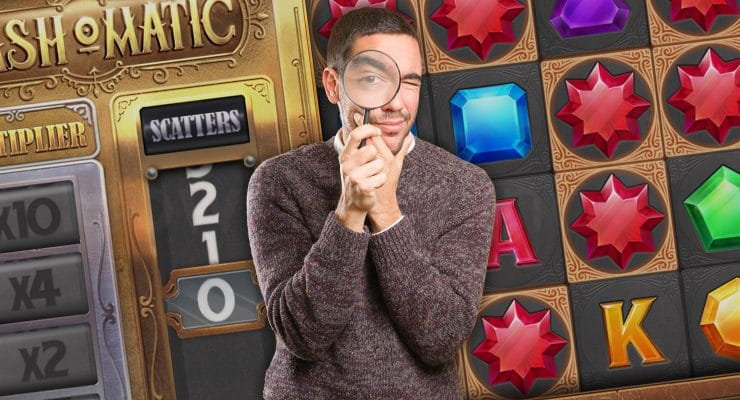 Examination of a video slot mechanic
