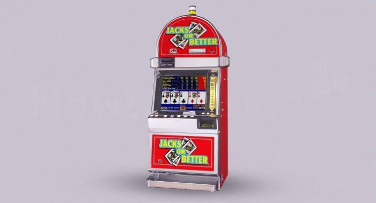 IGT Jacks or Better Video poker machine